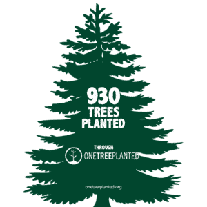 Trees Planted Badge